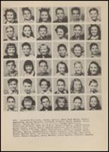 1950 Clayton High School Yearbook Page 42 & 43