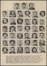 1950 Clayton High School Yearbook Page 44 & 45