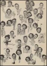 1950 Clayton High School Yearbook Page 62 & 63