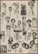 1950 Clayton High School Yearbook Page 64 & 65