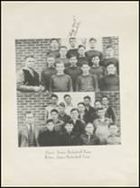 1939 Clyde High School Yearbook Page 52 & 53