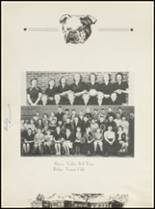 1939 Clyde High School Yearbook Page 54 & 55
