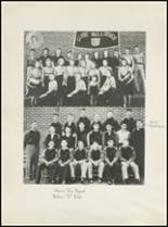 1939 Clyde High School Yearbook Page 56 & 57