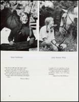 1974 The Masters School Yearbook Page 42 & 43