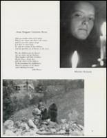 1974 The Masters School Yearbook Page 60 & 61