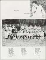 1974 The Masters School Yearbook Page 90 & 91