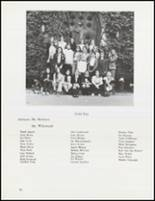 1974 The Masters School Yearbook Page 106 & 107
