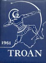 1961 Yearbook Plainwell High School
