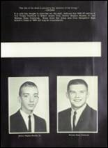 1967 Hampshire High School Yearbook Page 12 & 13