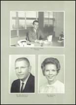 1967 Hampshire High School Yearbook Page 14 & 15