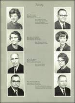 1967 Hampshire High School Yearbook Page 16 & 17