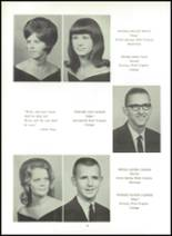1967 Hampshire High School Yearbook Page 22 & 23