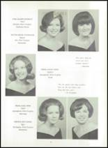 1967 Hampshire High School Yearbook Page 24 & 25