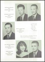 1967 Hampshire High School Yearbook Page 28 & 29