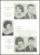 1967 Hampshire High School Yearbook Page 32 & 33