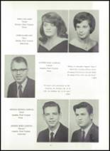 1967 Hampshire High School Yearbook Page 34 & 35