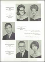 1967 Hampshire High School Yearbook Page 36 & 37