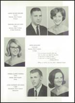 1967 Hampshire High School Yearbook Page 38 & 39