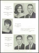 1967 Hampshire High School Yearbook Page 40 & 41