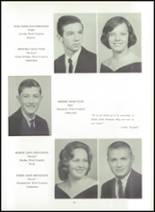 1967 Hampshire High School Yearbook Page 42 & 43