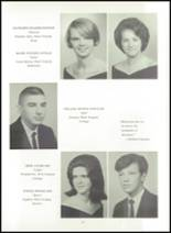 1967 Hampshire High School Yearbook Page 44 & 45