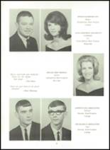 1967 Hampshire High School Yearbook Page 46 & 47