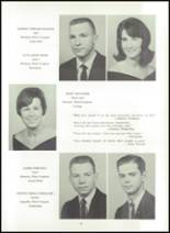 1967 Hampshire High School Yearbook Page 50 & 51