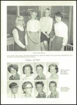 1967 Hampshire High School Yearbook Page 54 & 55