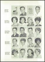 1967 Hampshire High School Yearbook Page 56 & 57