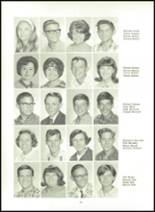 1967 Hampshire High School Yearbook Page 68 & 69