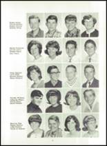 1967 Hampshire High School Yearbook Page 72 & 73