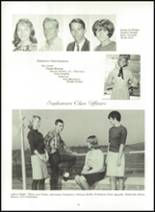 1967 Hampshire High School Yearbook Page 74 & 75