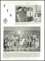 1967 Hampshire High School Yearbook Page 80 & 81