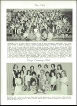 1967 Hampshire High School Yearbook Page 84 & 85