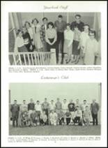1967 Hampshire High School Yearbook Page 98 & 99