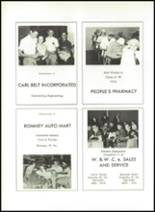 1967 Hampshire High School Yearbook Page 124 & 125