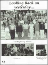 2001 National Trail High School Yearbook Page 34 & 35