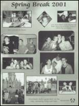 2001 National Trail High School Yearbook Page 38 & 39