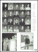 2001 National Trail High School Yearbook Page 44 & 45