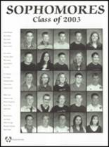 2001 National Trail High School Yearbook Page 48 & 49