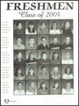 2001 National Trail High School Yearbook Page 54 & 55