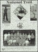 2001 National Trail High School Yearbook Page 68 & 69