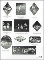 2001 National Trail High School Yearbook Page 74 & 75