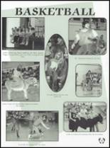 2001 National Trail High School Yearbook Page 106 & 107