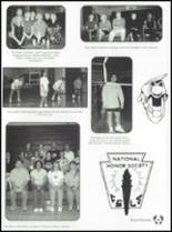 2001 National Trail High School Yearbook Page 108 & 109
