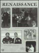 2001 National Trail High School Yearbook Page 112 & 113