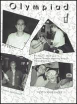 2001 National Trail High School Yearbook Page 116 & 117