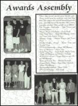 2001 National Trail High School Yearbook Page 126 & 127