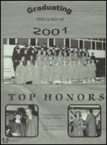 2001 National Trail High School Yearbook Page 130 & 131