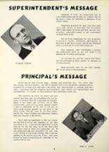 1956 Greenwood High School Yearbook Page 12 & 13